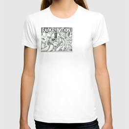 Raider Nation T-shirt