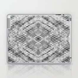 Black and White String Theory Laptop & iPad Skin
