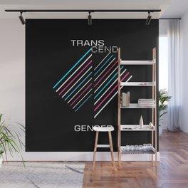Transcend Gender Alternate Wall Mural