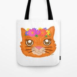 Frida Cat Tote Bag