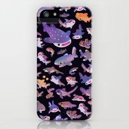 Shark day 2 iPhone Case
