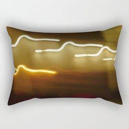all of the lights... Rectangular Pillow