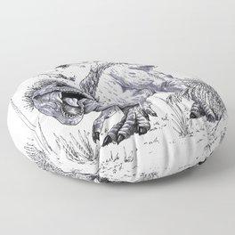 T-Rex Floor Pillow