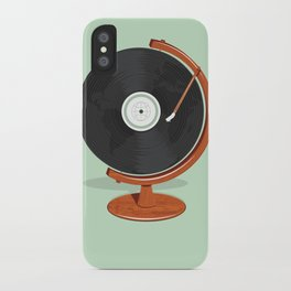 World Record iPhone Case