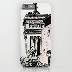 The lovers of the Capitoline Hill - Rome Slim Case iPhone 6s