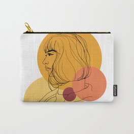thought bubbles Carry-All Pouch