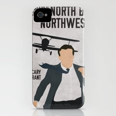 Alfred Hitchcock's North By Northwest Movie Print iPhone (4, 4s) Slim Case