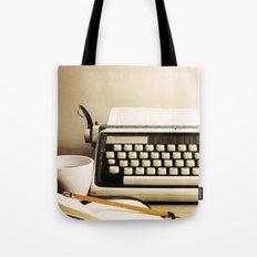 Tell Me A Story II Tote Bag