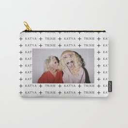 Trixie & Katya. Carry-All Pouch