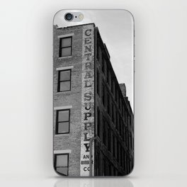 Rubber Company iPhone Skin