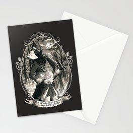 Portrait: Headless Horseman (Sleepy Hollow) Stationery Cards