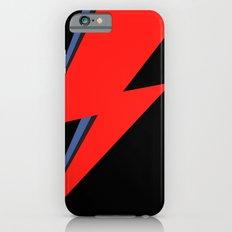 David Bowie Lightning bolt iPhone 6s Slim Case