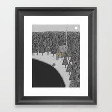 'Isolation' Framed Art Print