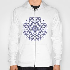 Abstract Mandala Hoody