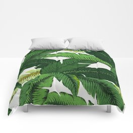 banana leaf palms Comforters