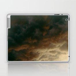 Caught In The Rain Laptop & iPad Skin