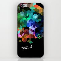 tetris iPhone & iPod Skins featuring TETRIS by Creative Streetwear