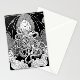 The Sleeper of R'lyeh Stationery Cards