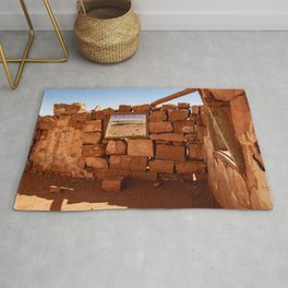 Cliff_Dwellers Stone_House - II Rug