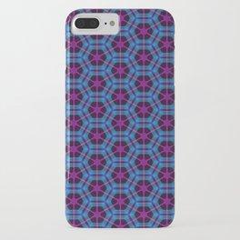 Neon Flux 01 iPhone Case