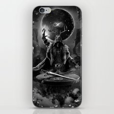 I. The Magician Tarot Card Illustration iPhone & iPod Skin