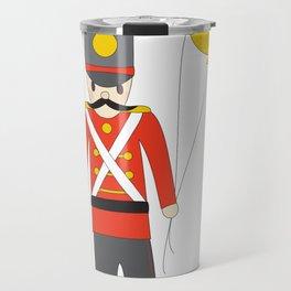 Balloon Soldier Travel Mug