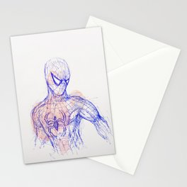 Spider-Man Stationery Cards