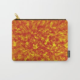 Ribbons of Fire Carry-All Pouch