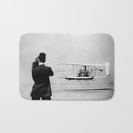 Wright Brothers Bath Mat