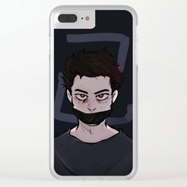 void stiles Clear iPhone Case