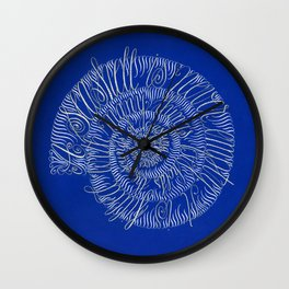 A Seashell is Never Empty... Wall Clock