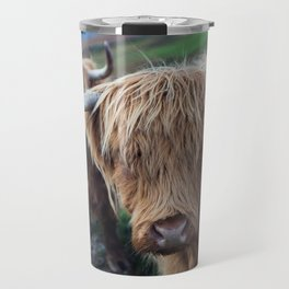On the hills Travel Mug