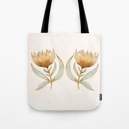 Bohemian Sunflowers II Tote Bag