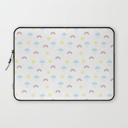 The recipe for rainbows Laptop Sleeve