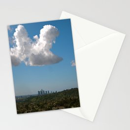 Los Angeles Skies Stationery Cards