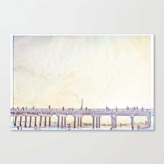 California Dreamin' in NY Canvas Print