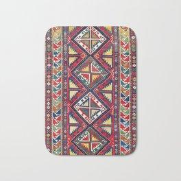 Shirvan East Caucasus Rug Print Bath Mat
