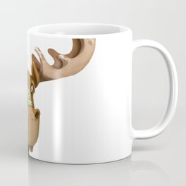 Moose Named Moe Coffee Mug
