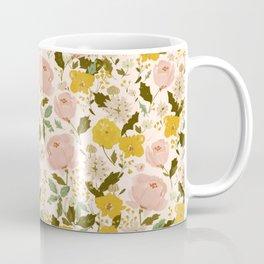 Alice's vintage garden Coffee Mug