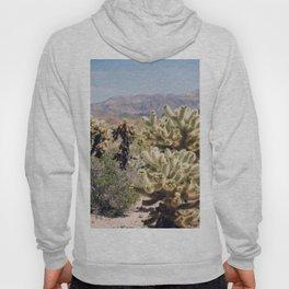 Joshua Tree Cactus Garden Hoody