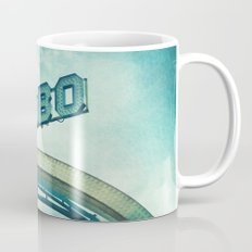 turbo coaster Mug