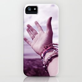 Let us go then, you and I iPhone Case