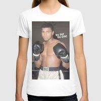 ali gulec T-shirts featuring Ali #1 by YBYG