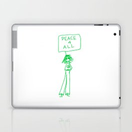 Peace For All Laptop & iPad Skin