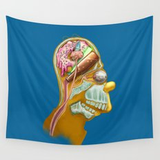 Homeric Thought Wall Tapestry