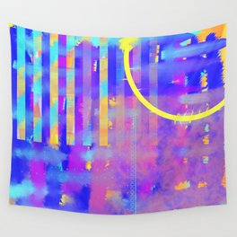 Abstract 100 Wall Tapestry