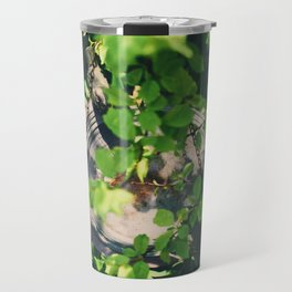 Hiding the the branches Travel Mug