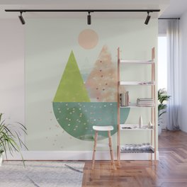 Spring Wall Mural