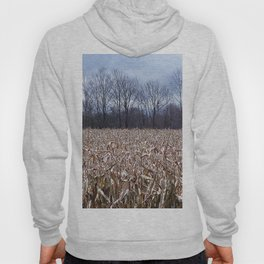 Field of Corn left Behind Hoody