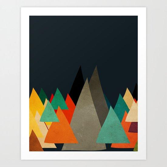 Textures/Abstract 51 Art Print